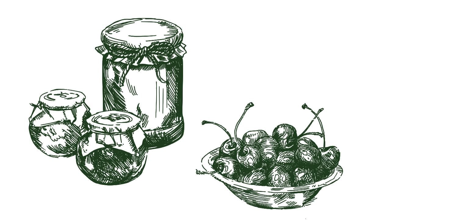 Illustration Marmelade